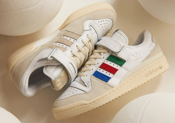 """END x Adidas Forum Low """"Friends and Forum"""" G54882 Beige"""