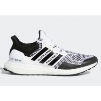 """Adidas Ultra Boost 1.0 DNA """"Cookies and Cream"""" H68156 Blanche/Noir"""