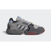 """Ninja x Adidas ZX Torsion """"Time In"""" FW5957 Grise"""