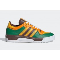 Human Made x Adidas Rivalry Low FY1084 Verte