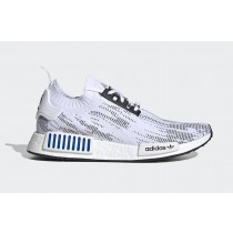 """Star Wars x Adidas NMD R1 """"Stormtrooper"""" FY2457 Blanche/Grise"""