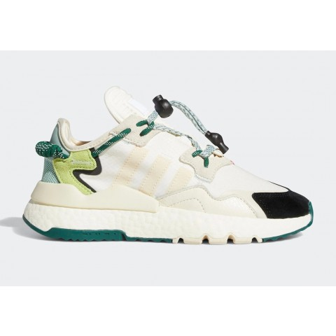 Ivy Park x Adidas Nite Jogger S29038 Blanche