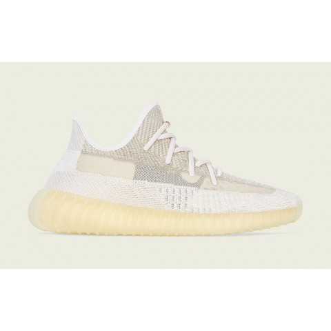 """Adidas Yeezy Boost 350 V2 """"Natural"""" FZ5246 Blanche"""