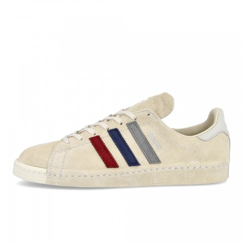 Recouture x Adidas Consortium Campus 80S SH FY6755 Blanche